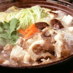 寒い冬には温かいお料理